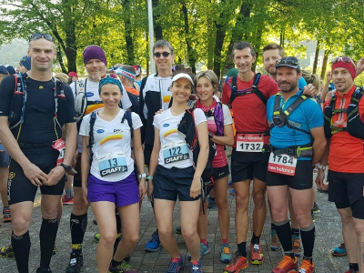 Trail du Mont Saint Michel – 73