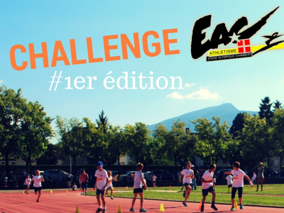 Challenge EAC – 1ere Edition